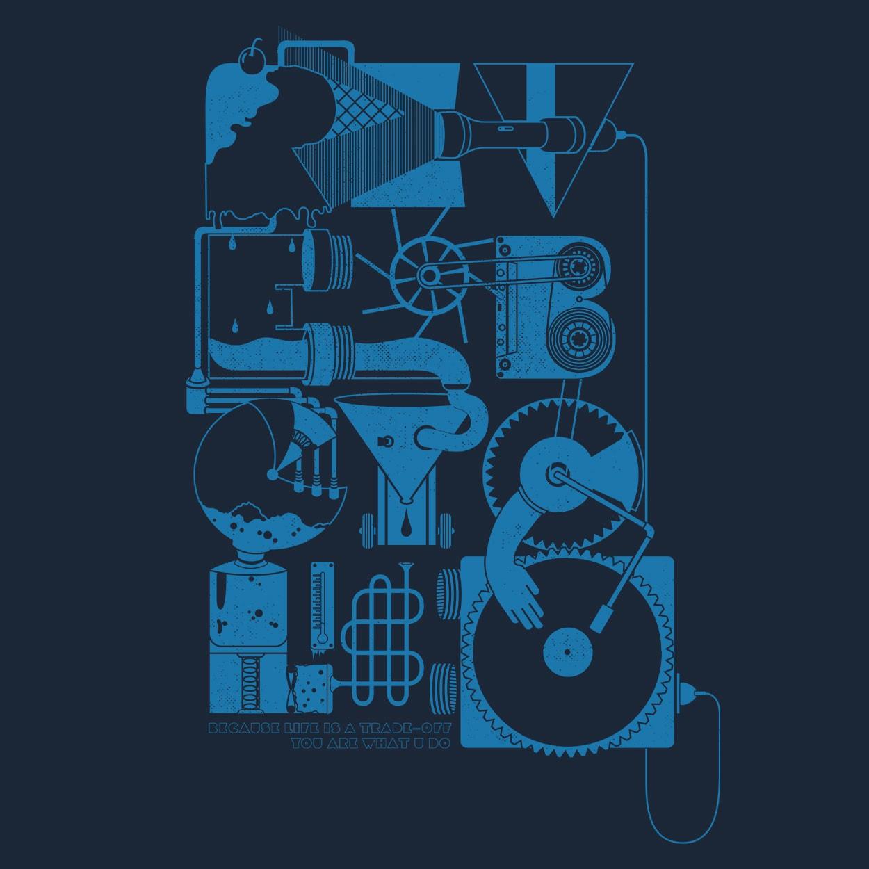Camiseta Reverb Cycle - Masculino
