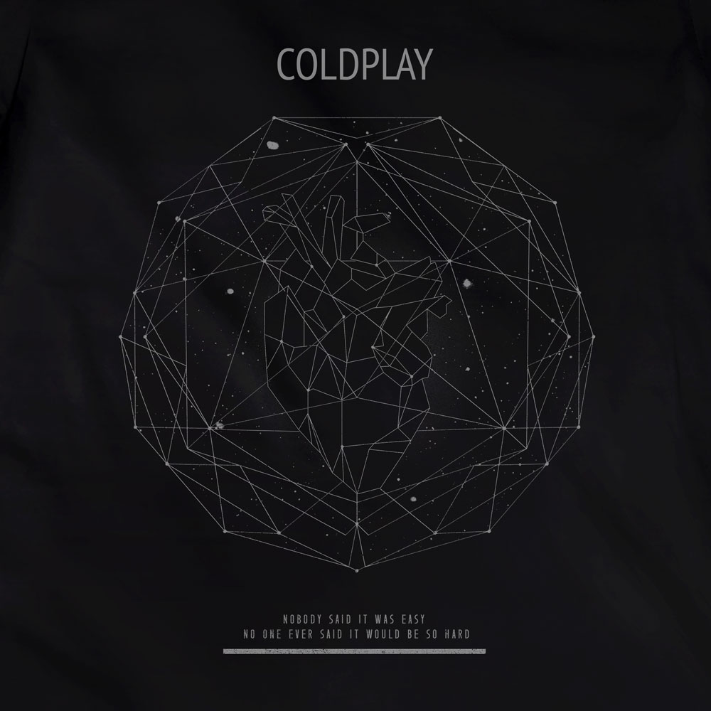 Camiseta Scientist - Coldplay - Feminino