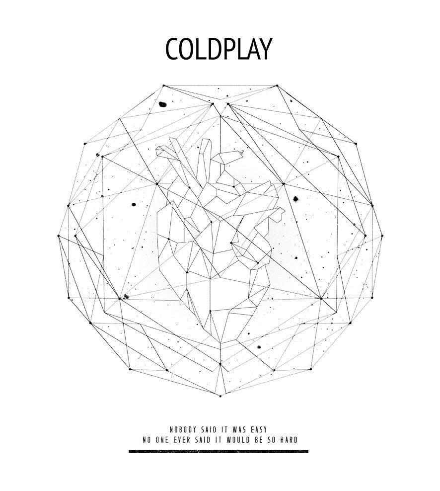 Camiseta Scientist - Coldplay - Infantil