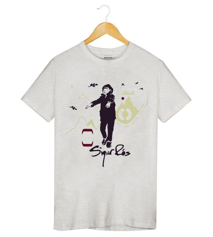 Camiseta - Sigur Rós - Glosoli - Masculino