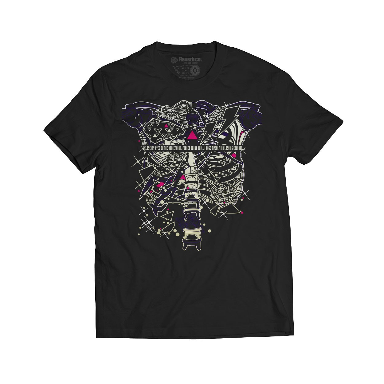 Camiseta Skeleton Boy - Friendly Fires - Masculino