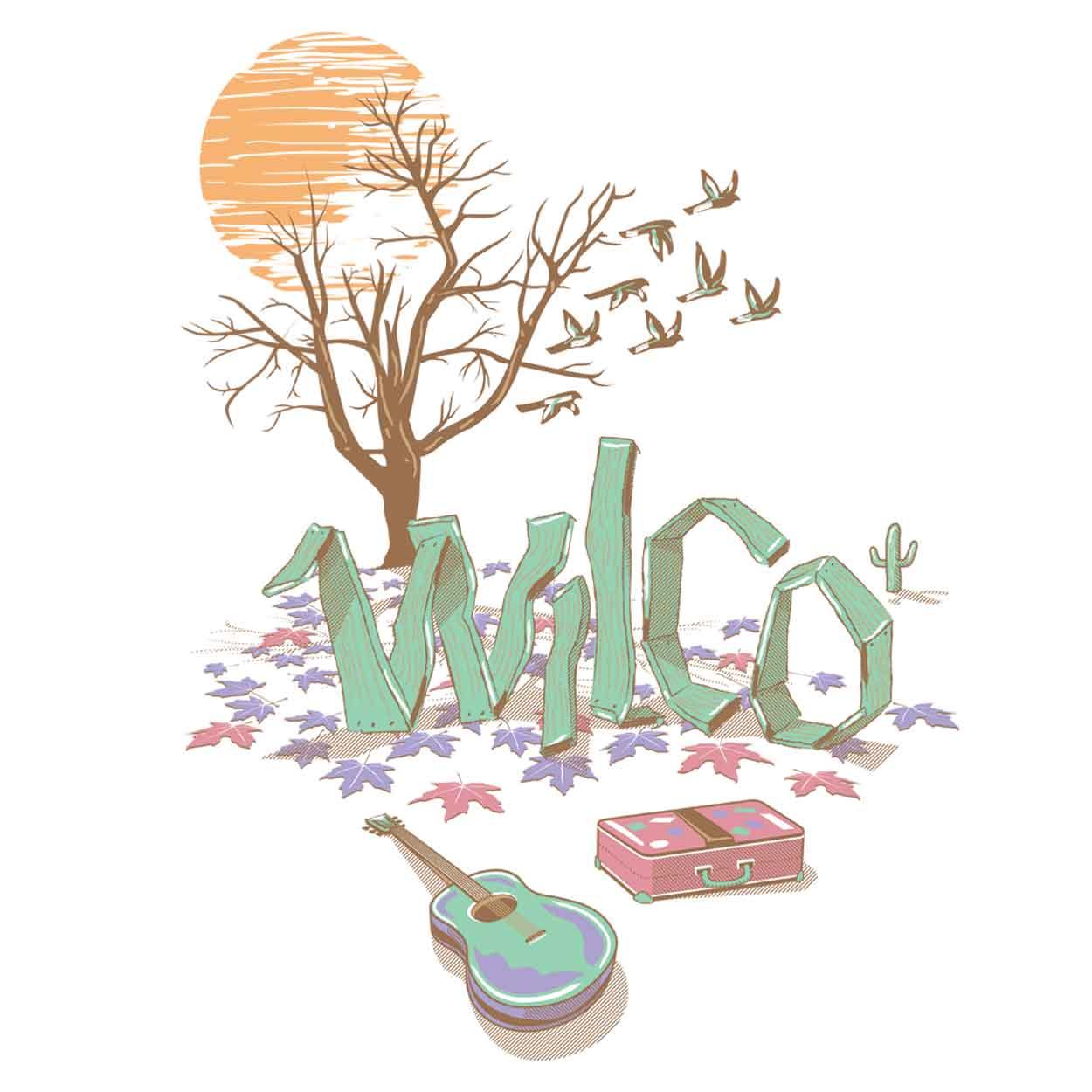 Camiseta - Sky Blue Sky - Wilco - Feminino