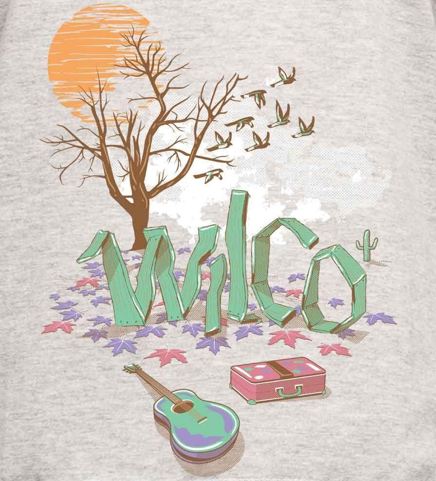Camiseta - Sky Blue Sky - Wilco - Masculino