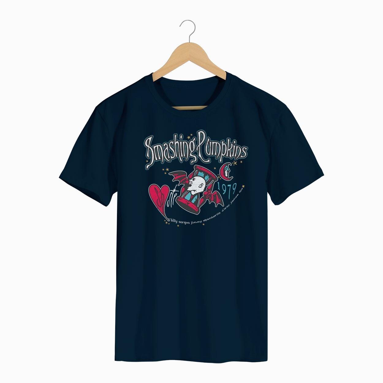 Camiseta Smashing Pumpkins - Masculino
