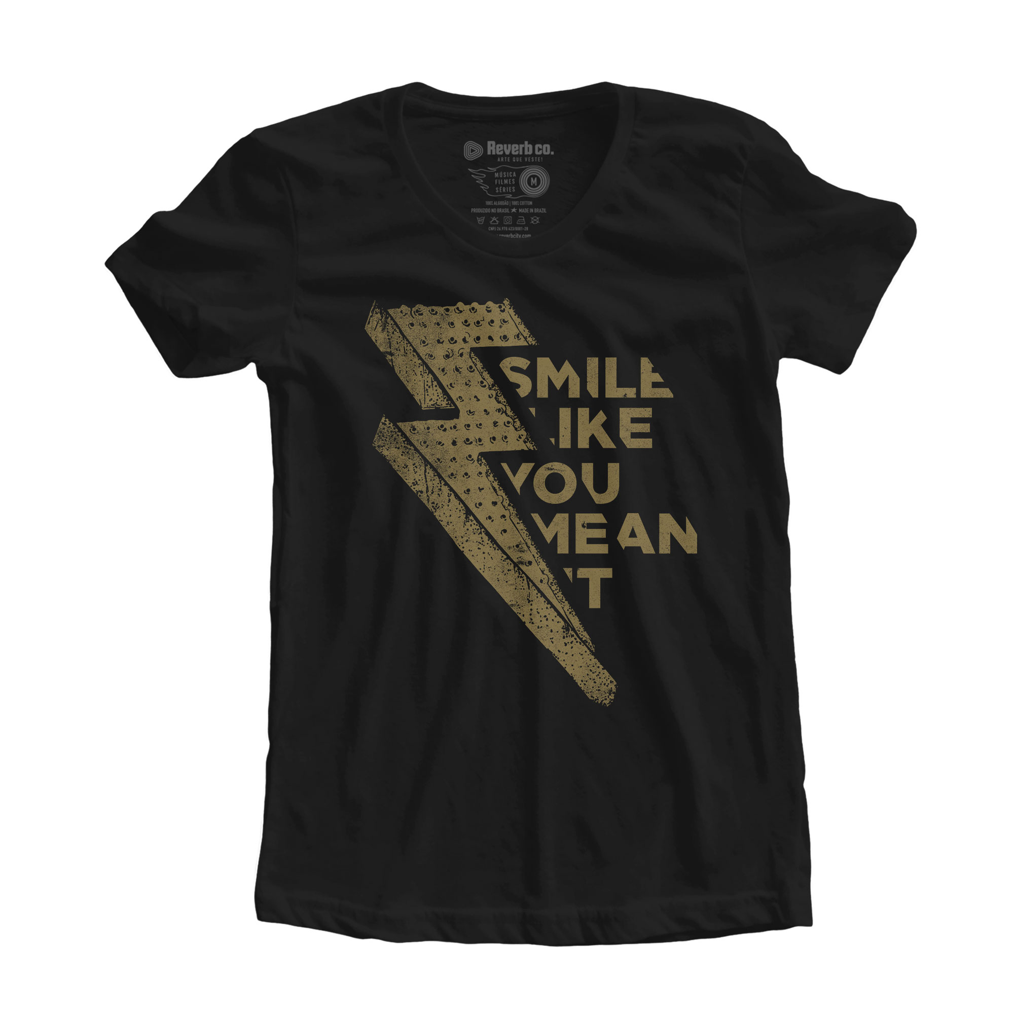 Camiseta Smile Like You Mean It - The Killers - Feminino