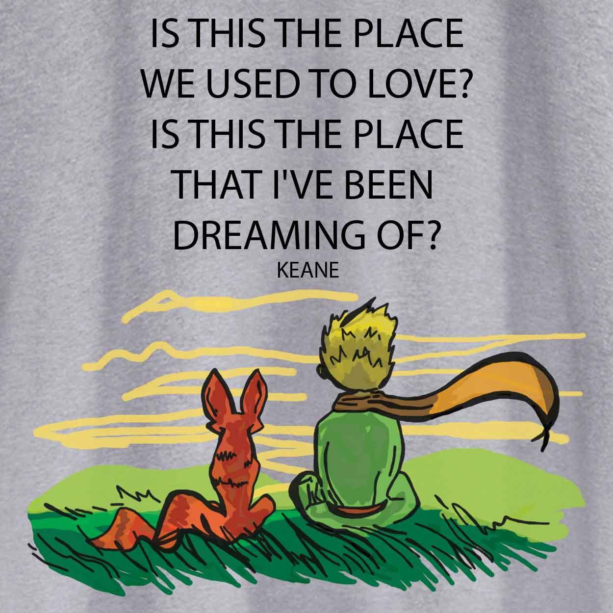 Camiseta - Somewhere Only We Know - Keane - Masculino