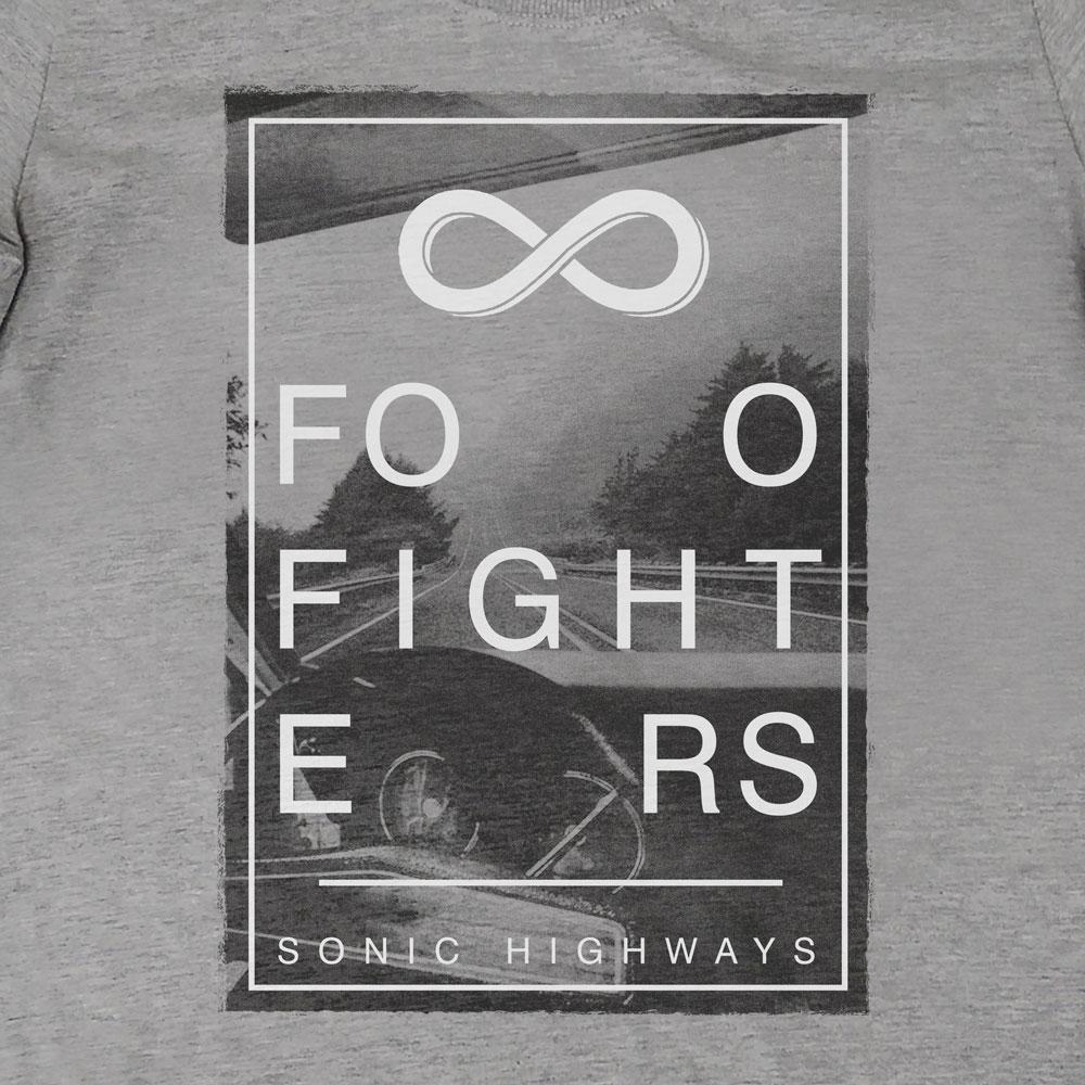 Camiseta Sonic Highways - Foo Fighters - Feminino