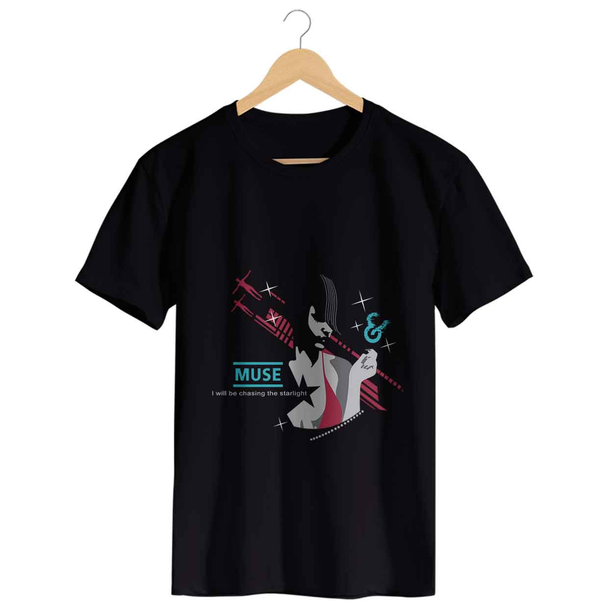 Camiseta Starlight - Muse - Masculino