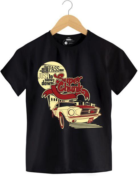 Camiseta - Super Chuck - Infantil