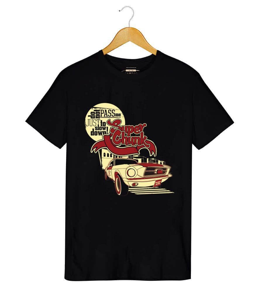 Camiseta - Superchunk - Masculino