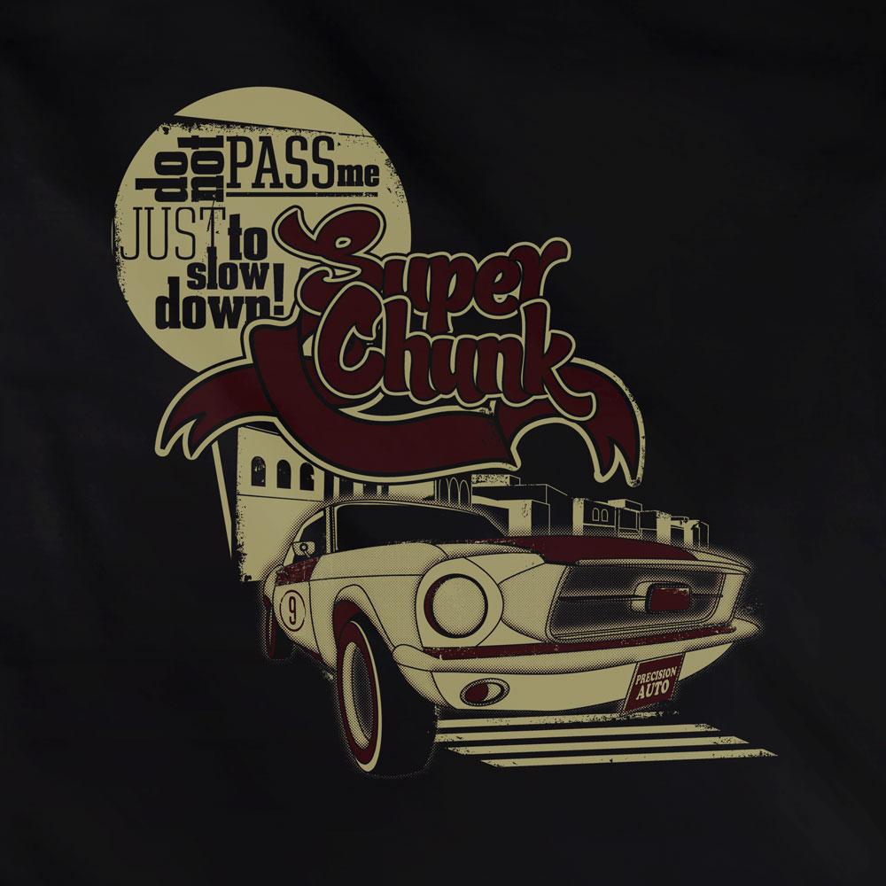 Camiseta Superchunk - Feminino