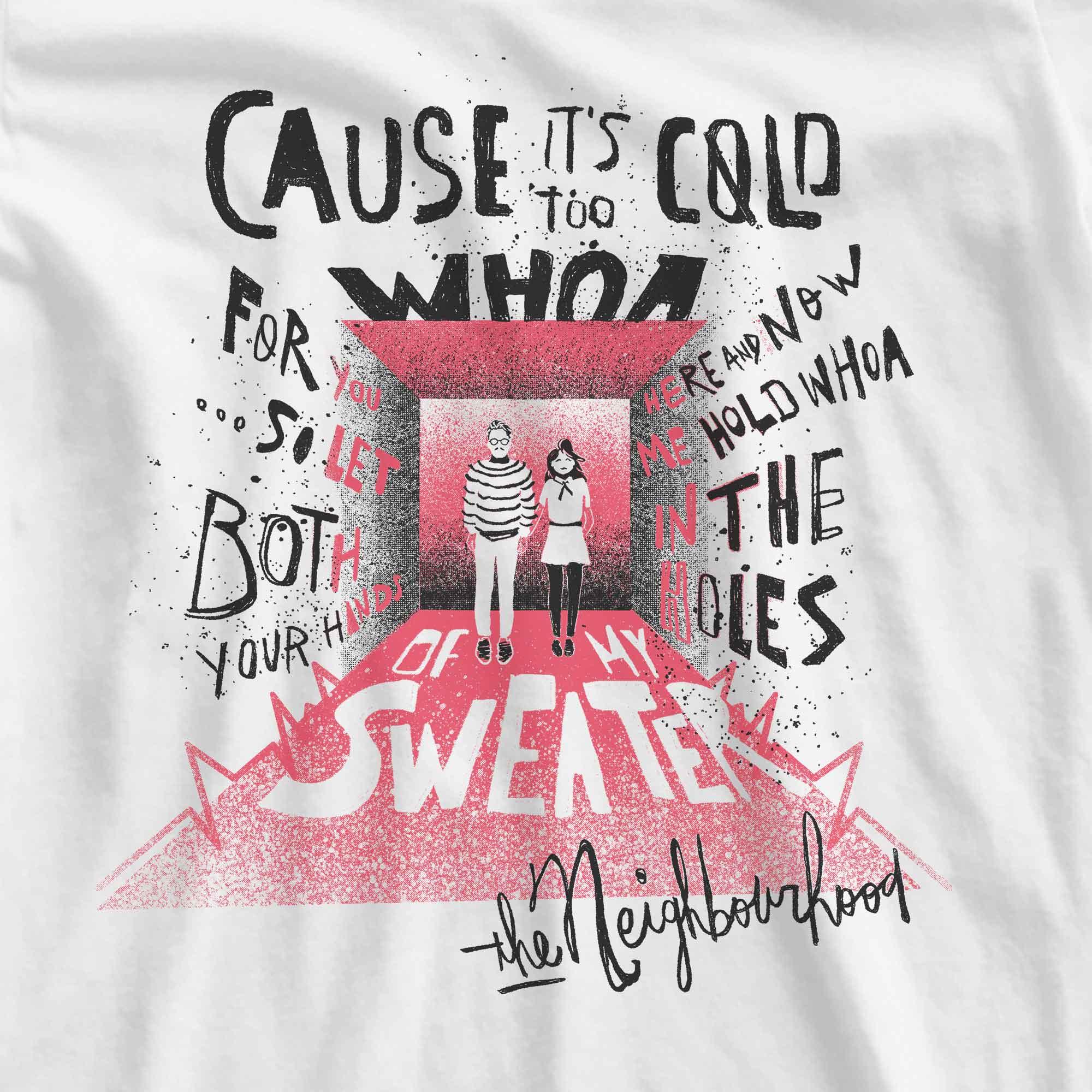 Camiseta Sweater Weather - The Neighbourhood - Feminino