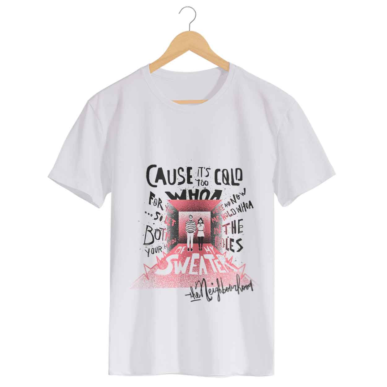 Camiseta - Sweater Weather - The Neighbourhood - Masculino