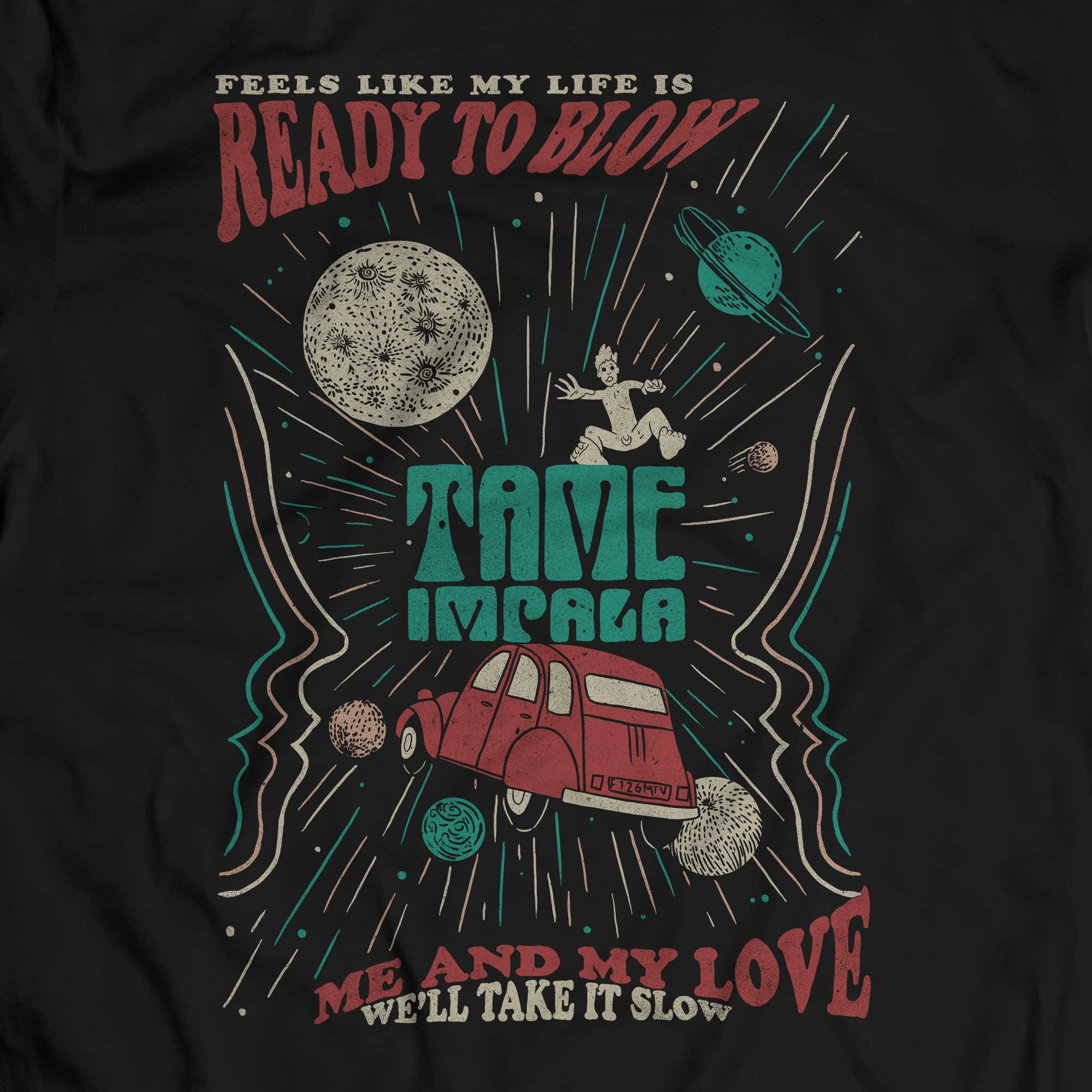 Camiseta Tame Impala - Mind Mischief - Masculino