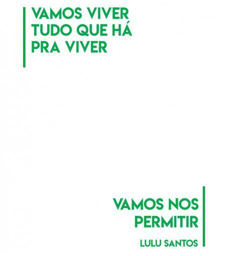 Camiseta - Tempos Modernos - Lulu Santos - Feminino