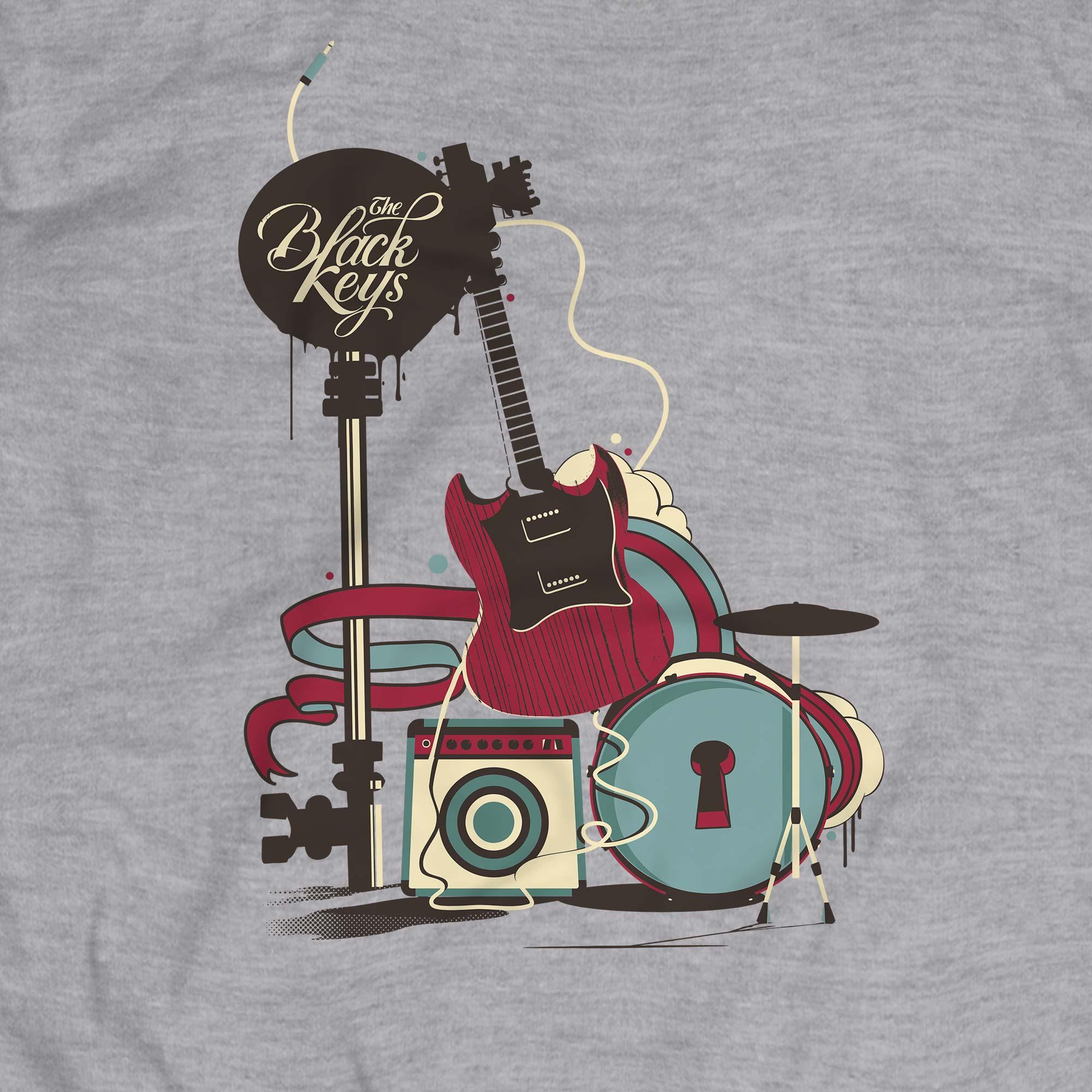Camiseta The Black Keys - Masculino