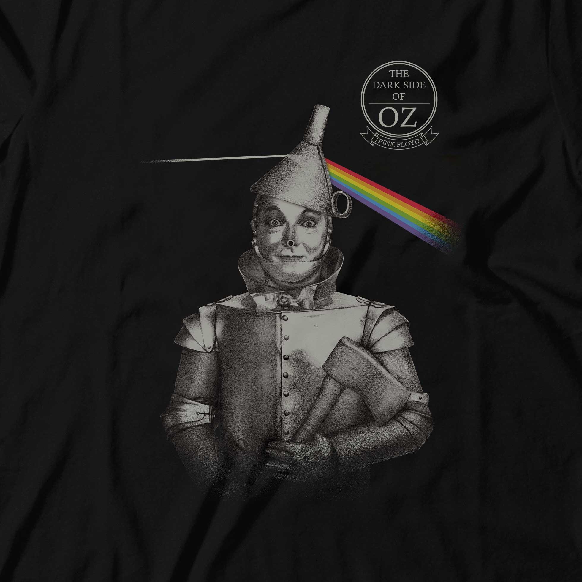 Camiseta The Dark Side Of Oz - Pink Floyd - Infantil