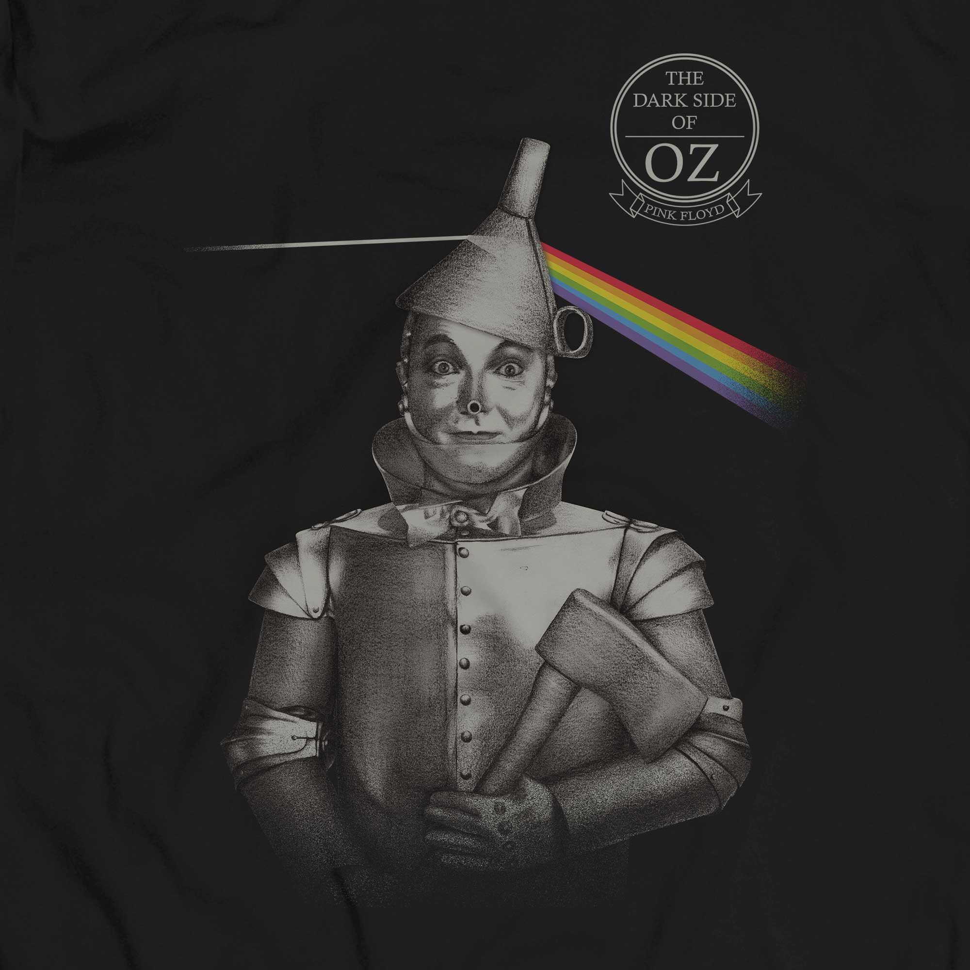Camiseta The Dark Side Of Oz - Pink Floyd - Masculino