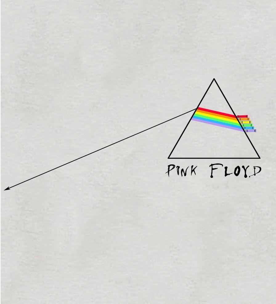 Camiseta - The Dark Side Of The Moon - Pink Floyd - Feminino