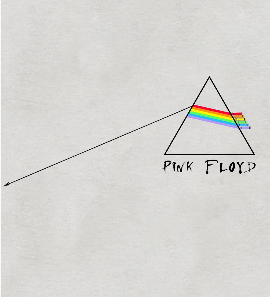 Camiseta - The Dark Side Of The Moon - Pink Floyd - Masculino