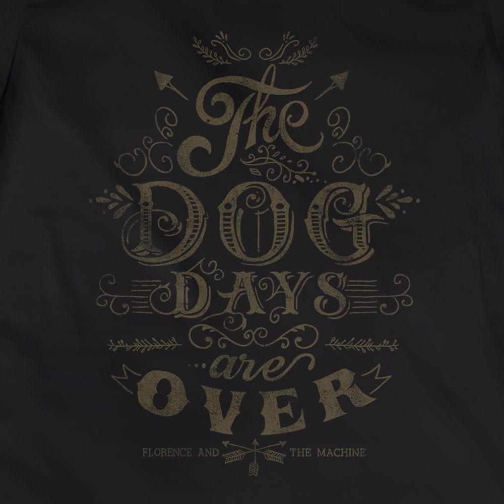 Camiseta The Dog Day - Florence and The Machine - Feminino