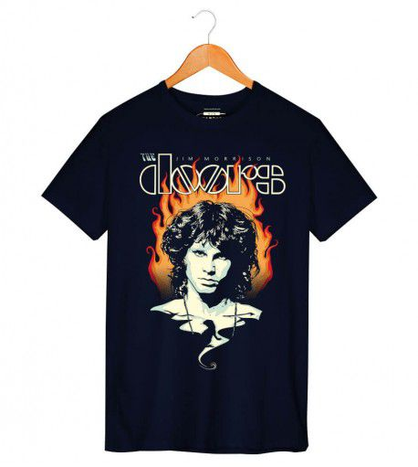 Camiseta - Jim Morrison - The Doors - Masculino