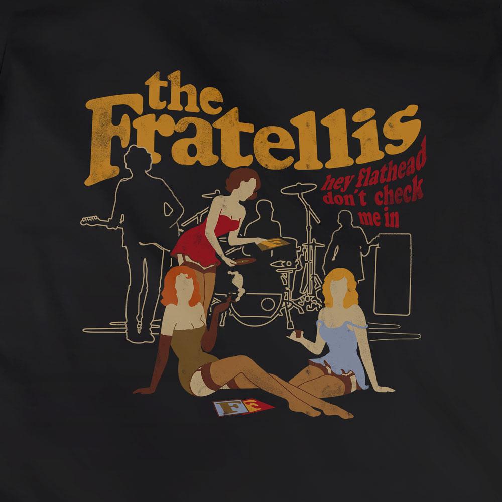 Camiseta The Fratellis - Feminino