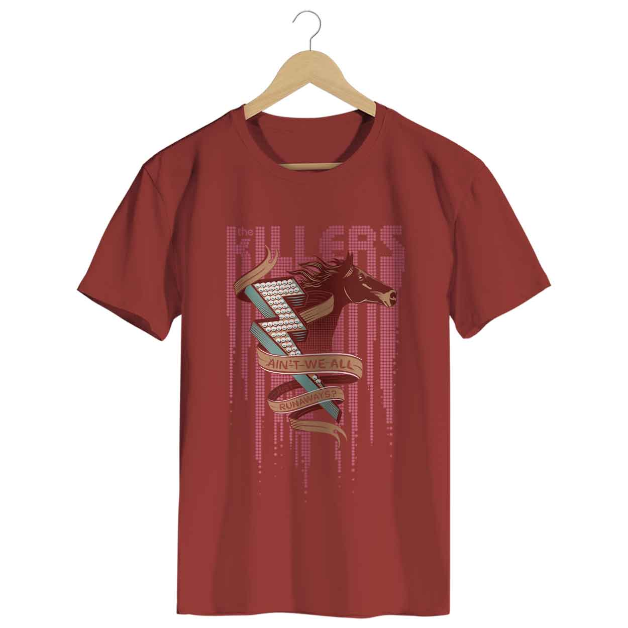 Camiseta The Killers - Runaways - Masculino