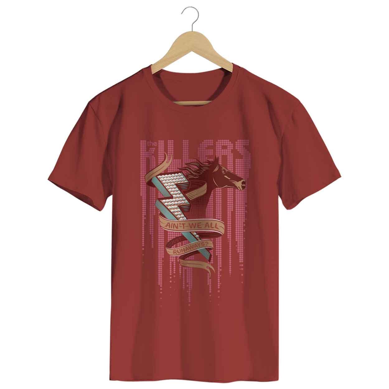 Camiseta The Killers - Runaways - Masculino