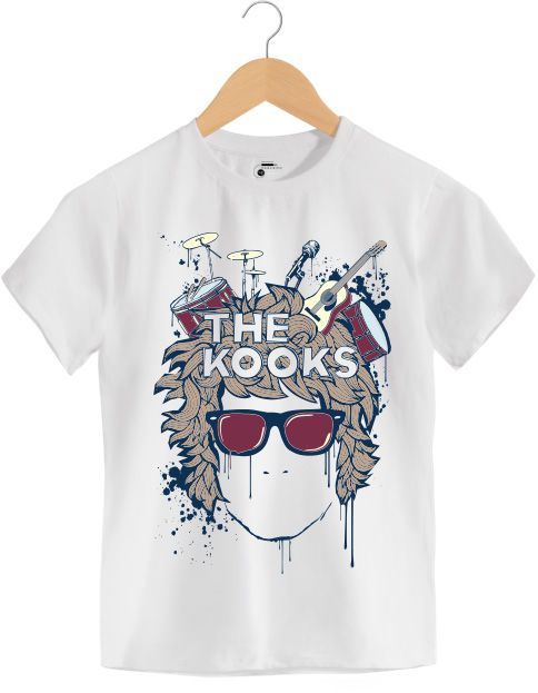 Camiseta - The Kooks - Infantil