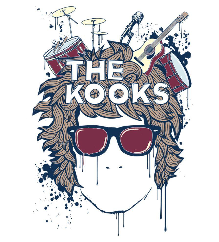 Camiseta - The Kooks - Infantil