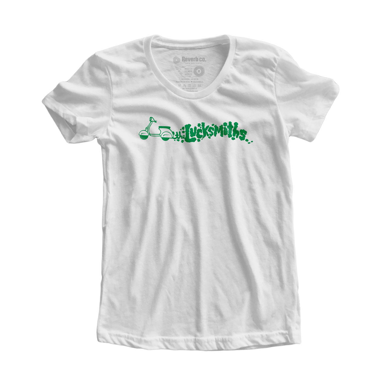 Camiseta The Lucksmiths - Feminino