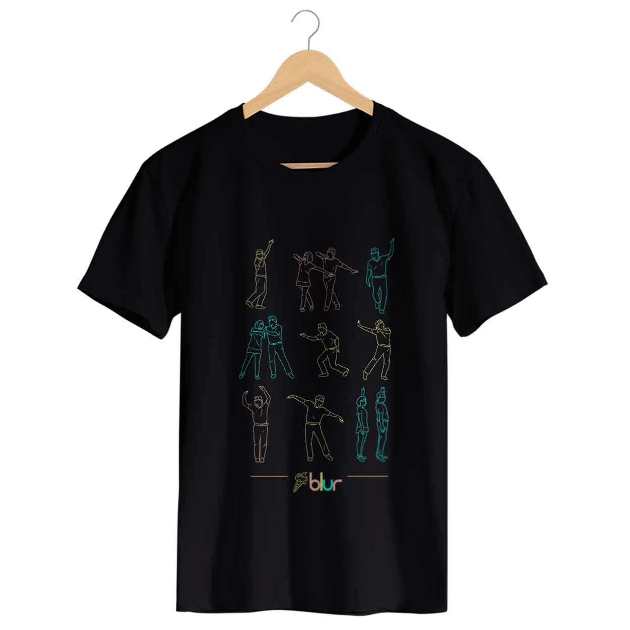 Camiseta - The Magic Whip -  Blur - Masculino