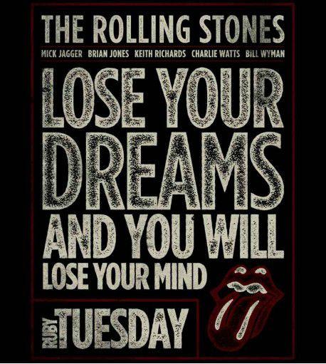 Camiseta - Ruby Tuesday - The Rolling Stones - Feminino