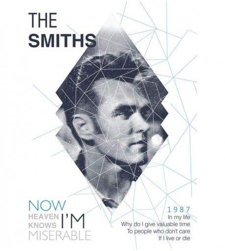 Camiseta - Heavens Knows - The Smiths - Feminino