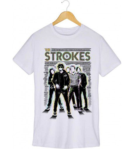 Camiseta - Is This It 2 - The Strokes - Masculino
