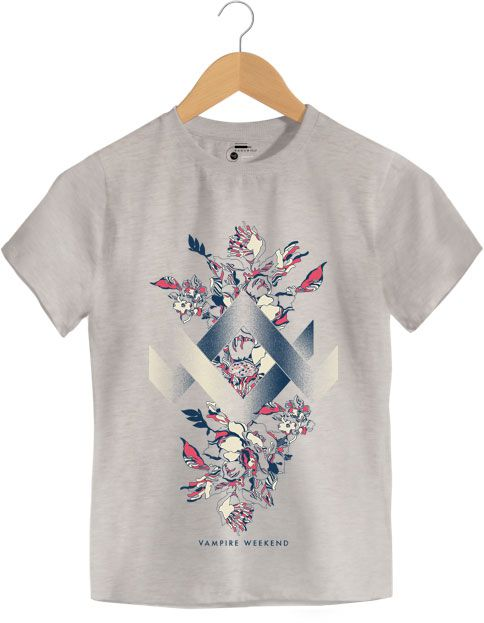 Camiseta - The Vampire Weekend - Infantil