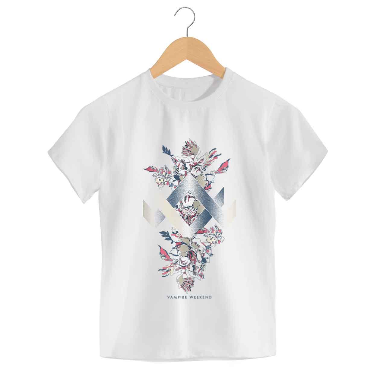 Camiseta The Vampire Weekend - Infantil