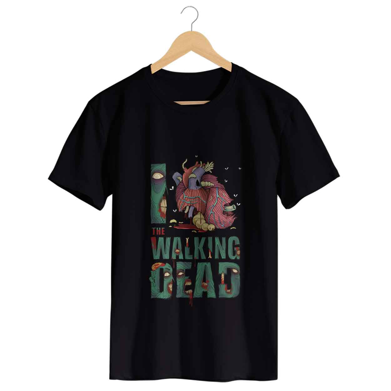 Camiseta - The Walking Dead - Masculino