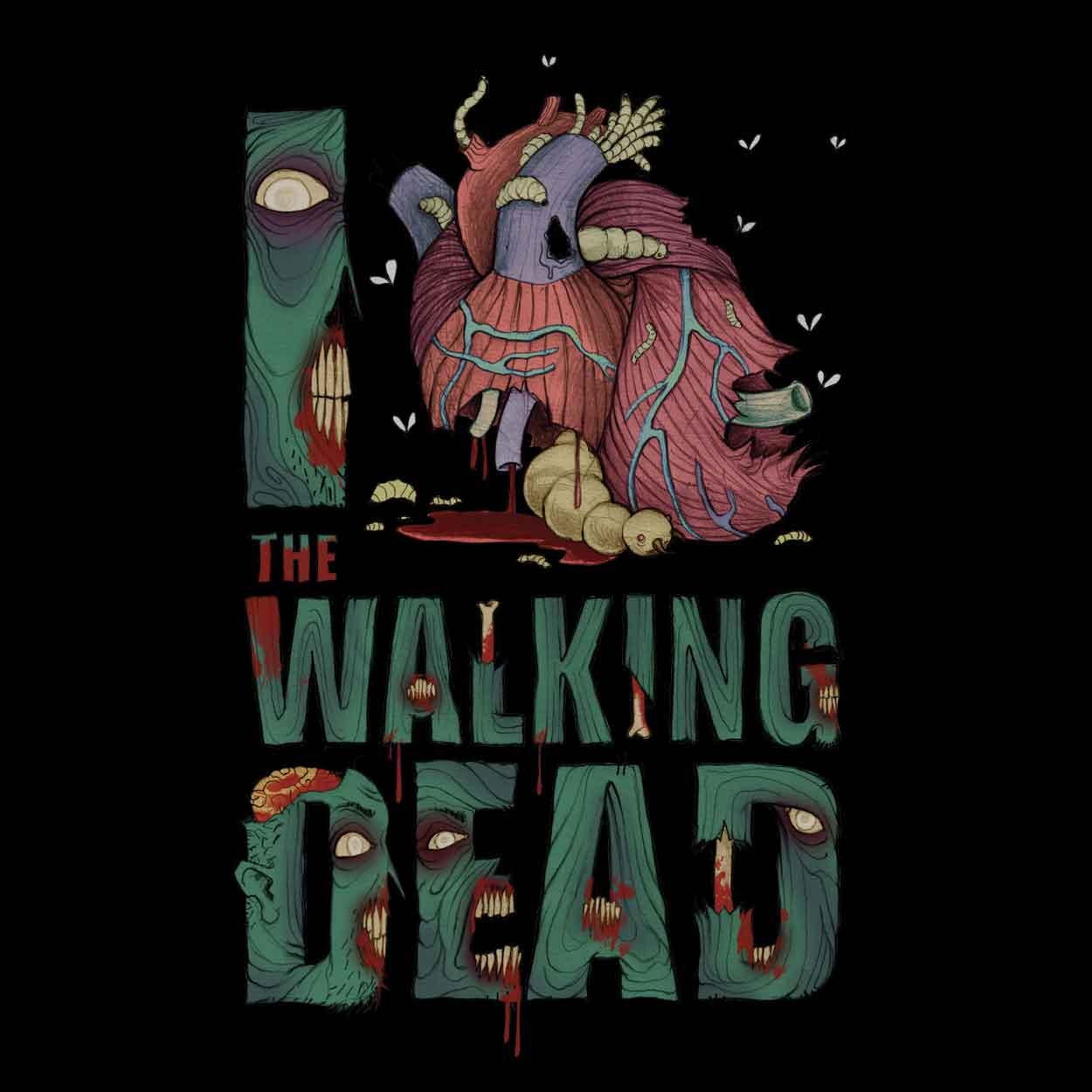 Camiseta - The Walking Dead - Masculino