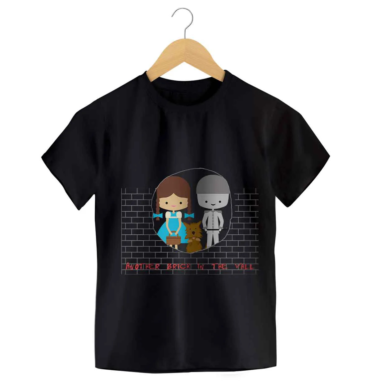 Camiseta - The Wall - Infantil