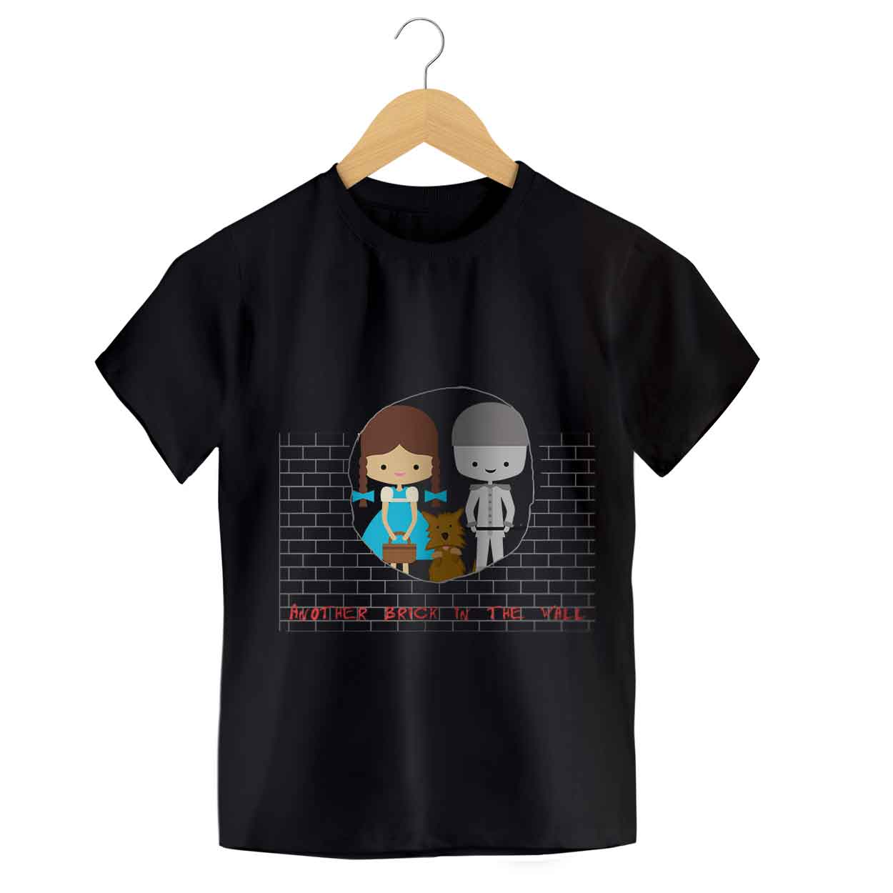 Camiseta The Wall - Infantil