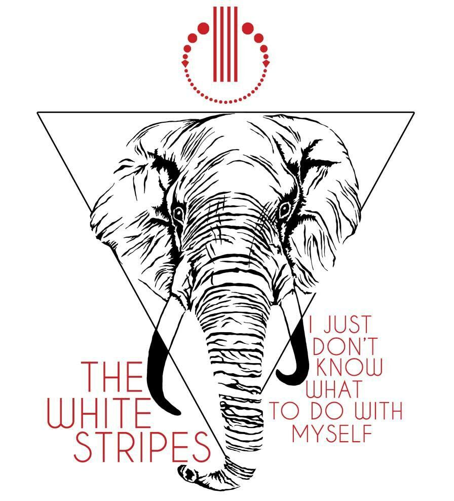 Camiseta - I Just Dont - The White Stripes - Feminino