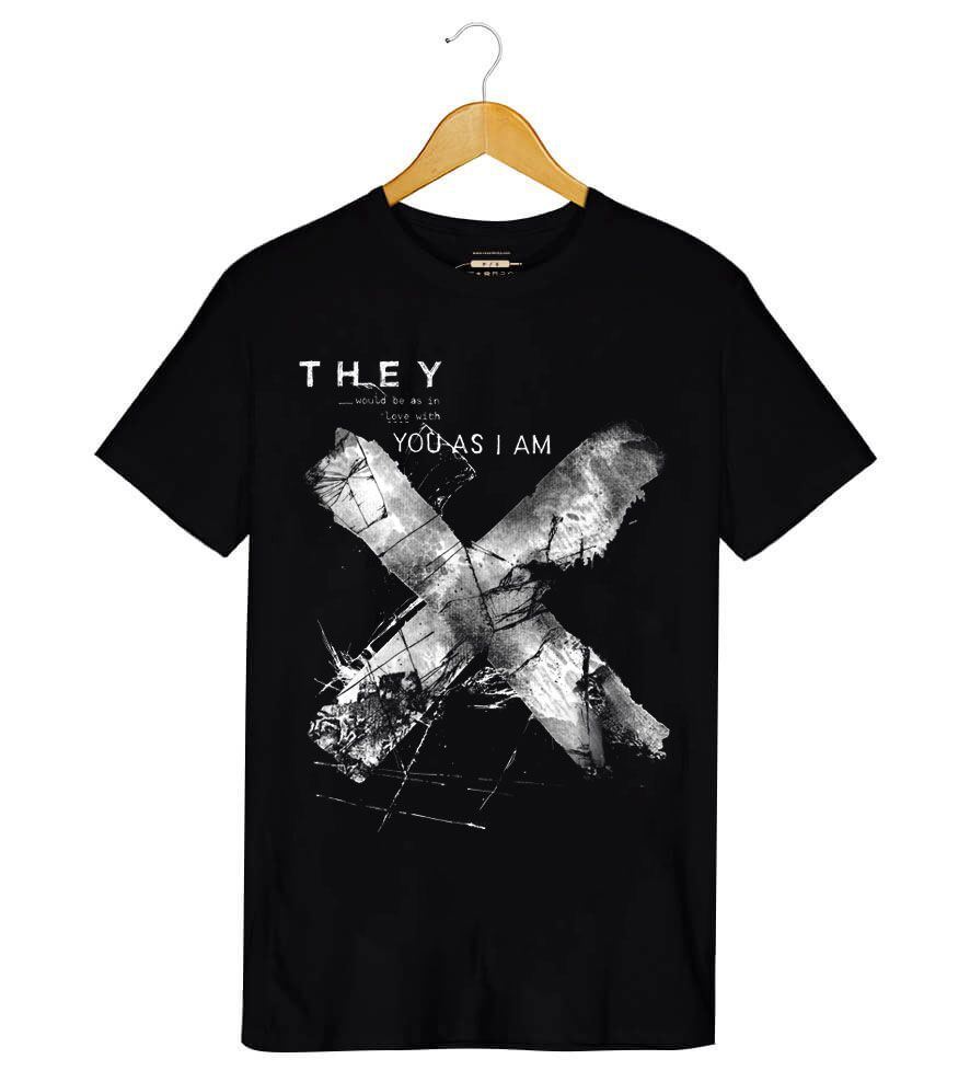 Camiseta - The XX - Angels - Masculino