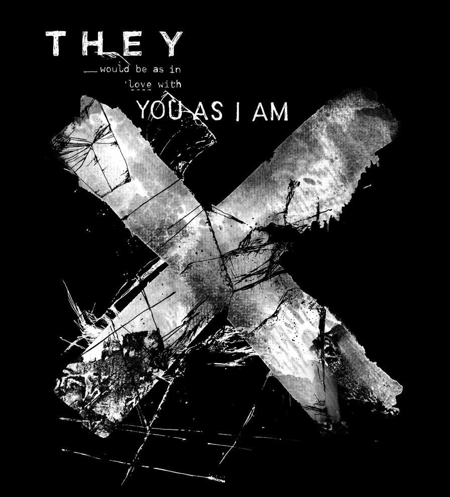 Camiseta - The XX - Angels - Masculino