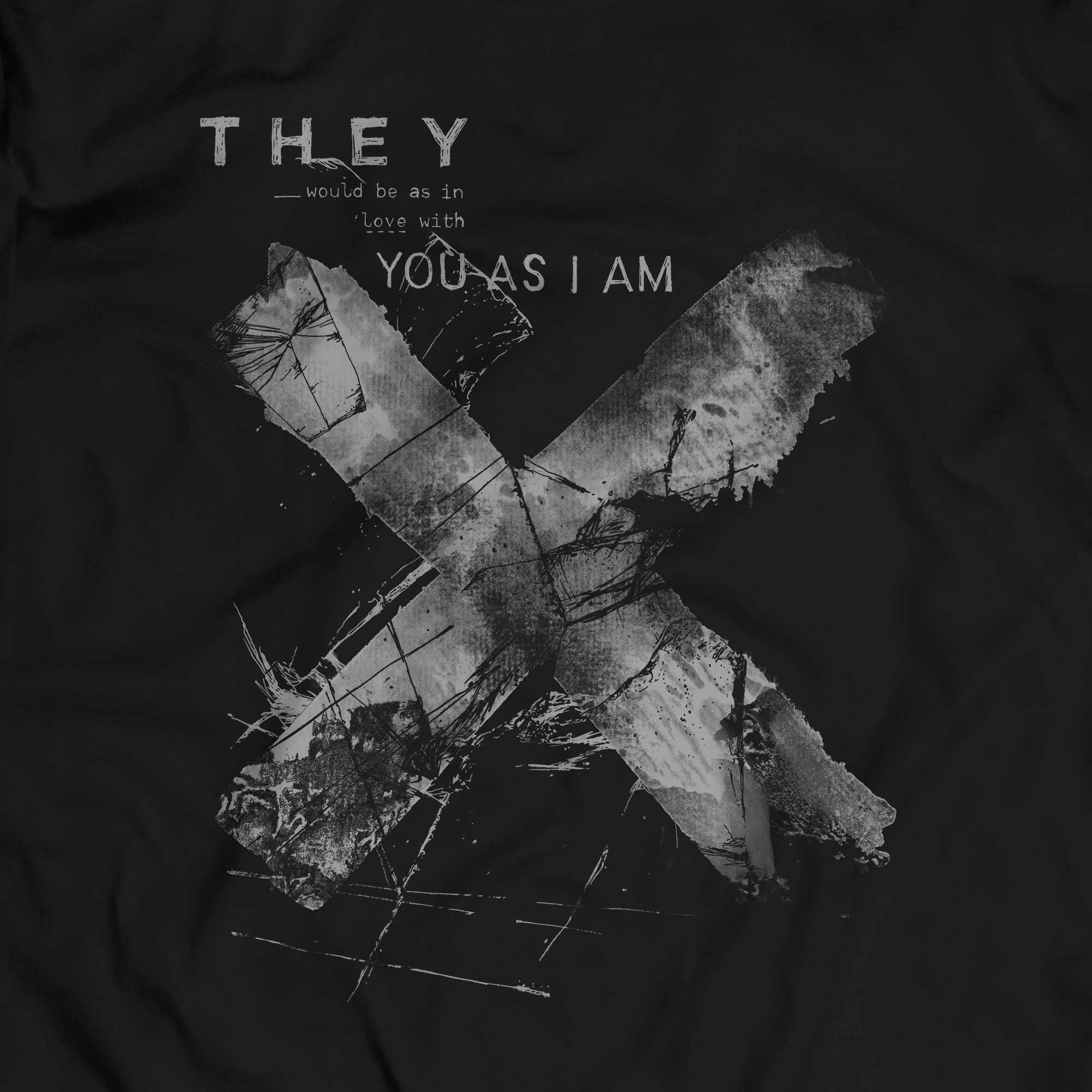 Camiseta The XX - Angels - Masculino