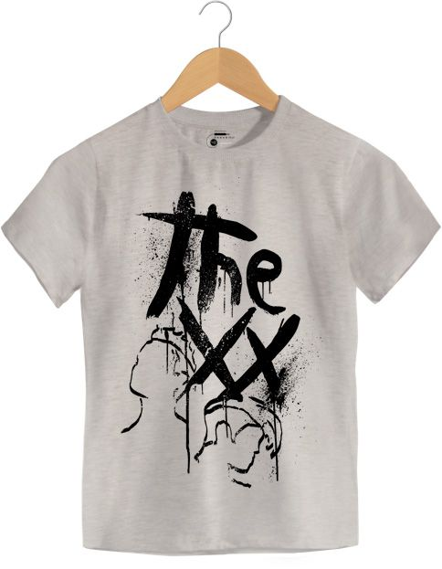 Camiseta - The XX - Infantil