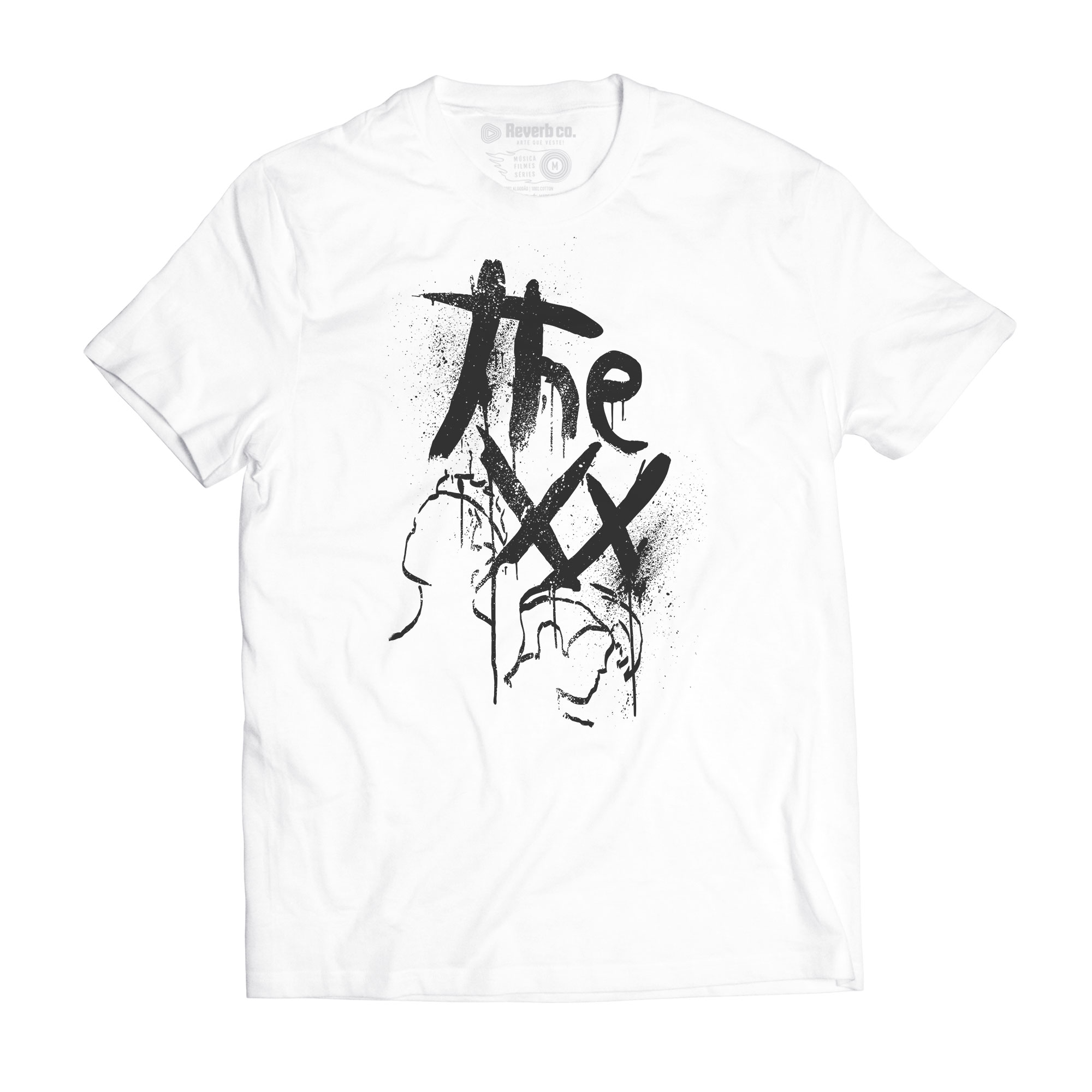 Camiseta The XX - Masculino