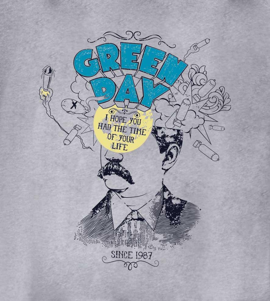 Camiseta - Time Of Your Life - Green Day - Feminino