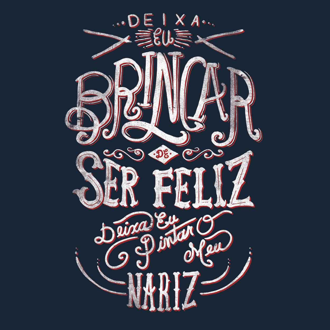 Camiseta -Todo Carnaval Tem Seu Fim - Los Hermanos - Feminino